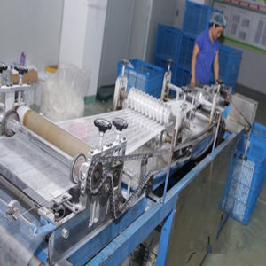 Nonwoven Surgical Clip Mob Bouffant Cap Making Machine pictures & photos