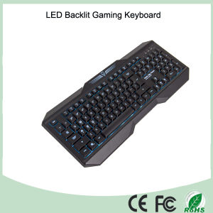 Qwerty Durable Wired Computer Gaming Keyboard (KB-1801EL) pictures & photos