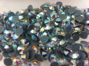 China Factory Wholesale Shiny Ss20 Ab Hot Fix Rhinestones pictures & photos