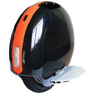 Self Balanceing One Wheel Electric Unicycle with Bluetooth Speaker pictures & photos