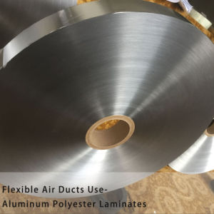 Aluminum Polyester Laminates for Flexible Air Duct Production