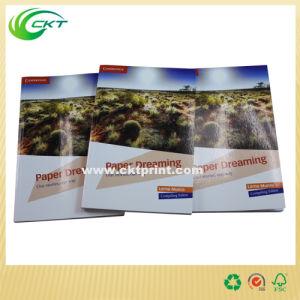 Custom Printing A4/A5 Novel/Softcover Book/Magazine Printing (CKT-BK-013)