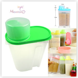 2.5L Plastic Kitchen Food Storage Box Grain Storage Containers pictures & photos