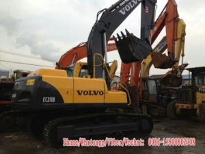 Used Volvo Ec210blc Excavator, Volvo Used Excavator on Sale pictures & photos