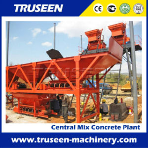 Supply High Quality Automatic Construction Machine Ready Mix Concrete Mixing Plant pictures & photos
