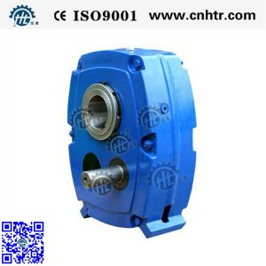 Shaft Mounted Gear Unit - Shaft Mounted Helical Gearbox (HXGF series)