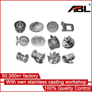 Stainless Steel Casting Manufacturer pictures & photos
