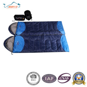 Multifunctional Envelope Sleeping Bag for Two Person