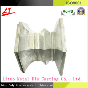 Aluminum Alloy Die Casting LED Lighting Base Part pictures & photos