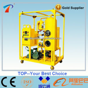 High Water Content Lubricant Oils Vacuum Purifier pictures & photos