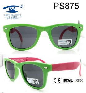 Unisex Kids Style Plastic Designer Sunglasses, Fashion Sunglasses, Foldable Sunglasses pictures & photos