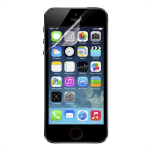 Transparent Flexible Tempered Glass Screen Protector for iPhone 5/5s pictures & photos