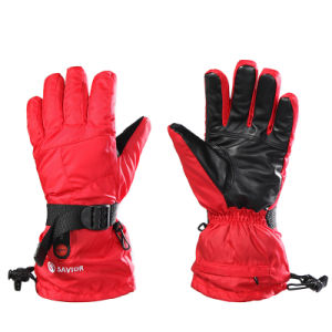 Carbon Fiber Heating Heated Gloves For Outdoor Sports pictures & photos
