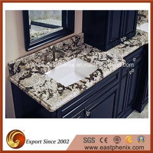 Natural Bianco Antico Granite Bathroom Vanity Top pictures & photos