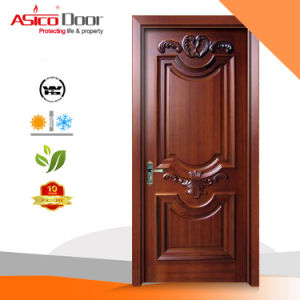 Asico Certified Stainless Steel Soundproof Acoustic Door for Office pictures & photos