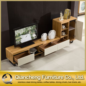 New Model High Quality TV Stand with Drawer (8629#) pictures & photos
