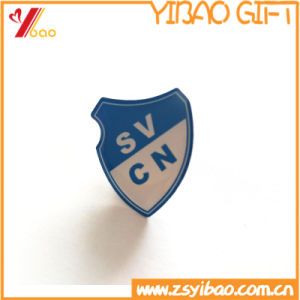 Custom Colorful Fashionable Printing Badge Pin with Epoxy pictures & photos