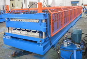 for Sale CE&ISO Certificated Double Layer Roll Forming Machine pictures & photos