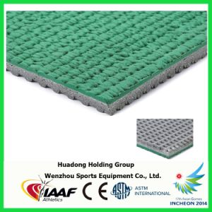 Outdoor Cheap Prefabricated Gym Rubber Flooring Tile pictures & photos