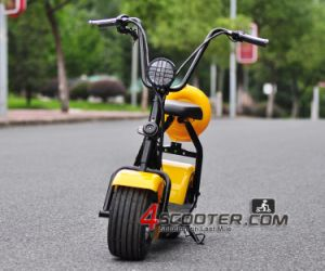 2016 Car Wheels Citycoco 1000W 72V Electric Scooter Motorcycle pictures & photos