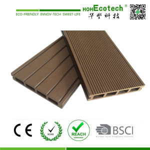 Waterproof Easy Assembly WPC Floor Decking (150H25-C) pictures & photos