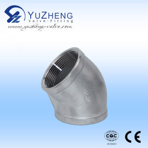 Reduced Tee Stainless Steel Fitting pictures & photos