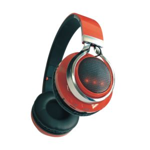 Bluetooth Headphone with LED, Wireless Bluetooth Rechargeable Headphone pictures & photos