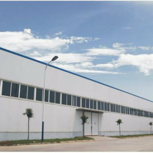 Prefabricated Steel Structure/ Showroom and Maintenance Work Shop pictures & photos
