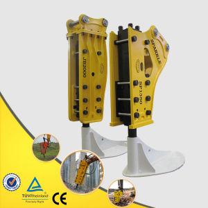 Silenced Type Furukawa Hydraulic Breaker Hammer with 135mm Chisel