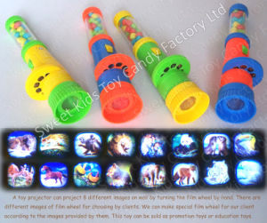 Projector Lip Balm Set Projector Toy Candy Toy Projector (111103) pictures & photos