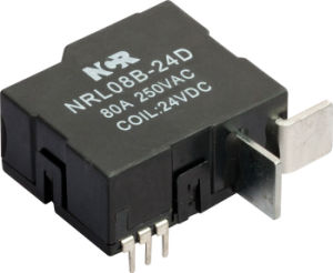 48V 16A Magnetic Latching Relay (NRL708A) pictures & photos