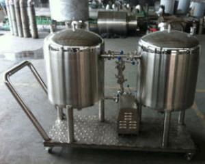 Stainless Steel Milk Fermentation Tank for Yogurt Tank