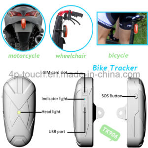 Waterproof Bike/Motorcycle GPS Tracker with Long Standby Time Tk906 pictures & photos