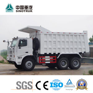 Popular Model HOWO Mining Tipper of Sinotruk 6*4