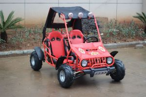 Hot Buggy for Jeep Car Go Karts 125cc (HDGK-003) pictures & photos