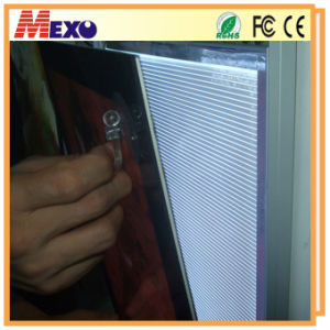 Promotional Gift Aluminum Picture Frames LED Light Panel pictures & photos