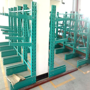 Warehouse Storage Steel Cantilever Rack for Irregular Goods pictures & photos