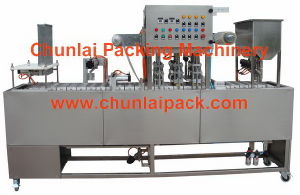 2015 Cup Washing Filling Sealing Machine (GF-4) pictures & photos