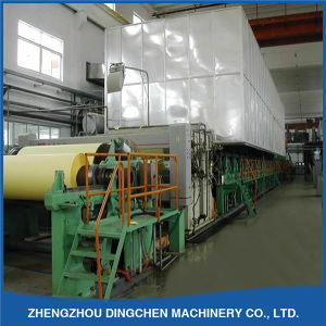 Paper Industry Machines Dingchen Manufacture Carton/Liner Paper Making Machinery pictures & photos