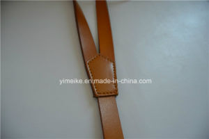 High Quality Western Men′s Genuine Cow Leather Suspenders pictures & photos
