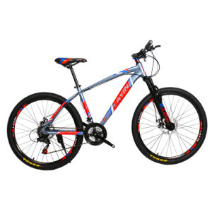 China Shenzhen Good Quality Cheap Aluminum Alloy Mountain Bike Wholesale pictures & photos