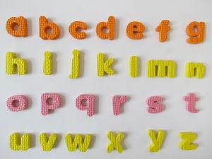 EVA Foam Baby Toys for Baby Education Alphabet