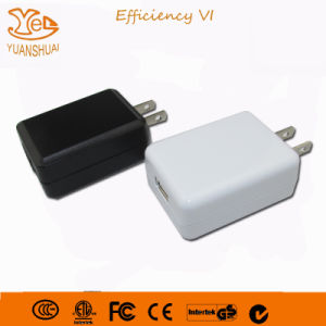 12W AC/DC Power Adapter for USB Adaptor EU/CCC (VC/CC)