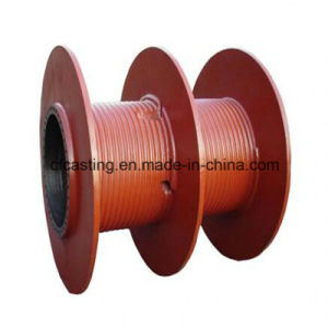Ductile Iron Resin Sand Casting Coiling Block pictures & photos