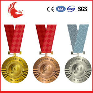 High Quality Metal Custom 3D Sports Medal pictures & photos