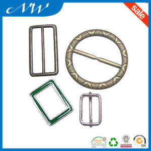 Metal Alloy Buckle Suitable for Garments and Bags pictures & photos