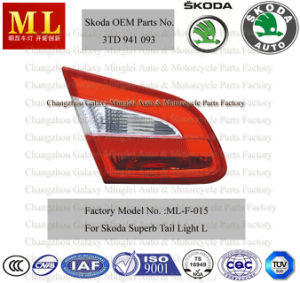 Auto Tail Light for Skoda Superb From 2008 (3TD 945 093) pictures & photos