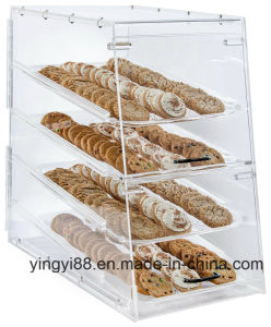 New Acrylic Countertop Display Case for Bakery pictures & photos