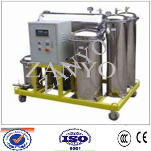 Portable Oil Purifier/ Insulating Oil Purifier/ Turbine Oil Purifier/Lubricating Oil Purifier pictures & photos