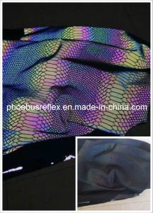 Colorfull Reflective Fabric pictures & photos